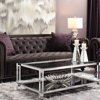 Fashion Living Room1 look on @ZGallerie
