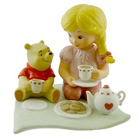 Licensed TASTE SWEET  LIKE HONEY Resin Pooh Friends Cookies 4004005