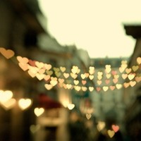 Paris photography, Hearts in Street, Valentine, Romantic, Love, City, Urban, Wedding - Looking for love - Dreamy travel photography