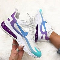 Nike React Air Max 270 Sneakers Sport Shoes