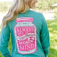 Southern State Long Sleeve Tee