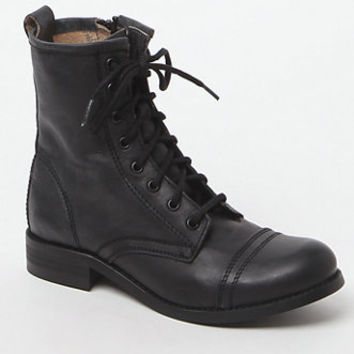 Steve Madden Charrie Lace-Up Combat Boots at PacSun.com