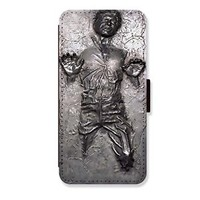 STAR WARS Frozen in Carbonite Leather Card Slot Case for Samsung Galaxy S5 Case Covers