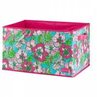 Lilly Pulitzer Large Organizational Bin - Big Flirt