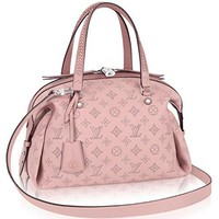 louis vuitton asteria mahina leather authentic with receipt