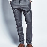 Selected One Mylo Logan Grey Trouser - Look Sharp - Inspiration   Shop for Men's clothing   The Idle Man