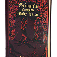 Grimm's Complete Fairy Tales - PLASTICLAND