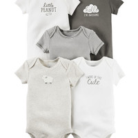 5-Pack Original Bodysuits