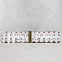 Crochet Stretch Belt