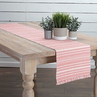 Madeline Red Table Runners