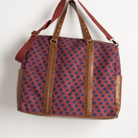 ModCloth Travel A Feel for Zeal Weekend Bag
