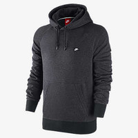 The Nike AW77 French Terry Shoebox Full-Zip Men's Hoodie.