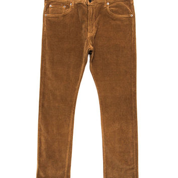 Kennedy Denim Co. - 5-Pocket Corduroy Pants (Acorn)
