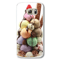 Hard Plastic Phone Back Case Cover for Samsung Galaxy S6