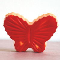 SUMMER TIME Butterfly Kids, Natural Soap with Sweet Orange Essential Oil