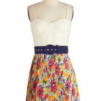 Heiress to the Terrace Dress | Mod Retro Vintage Dresses | ModCloth.com