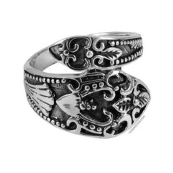 Floral Spoon Ring on Sale for $29.99 at HippieShop.com