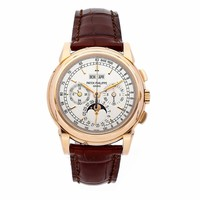 Patek Philippe Grand Complications mechanical-hand-wind mens Watch 5970R-001 (Certified Pre-owned)