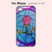 Rose,Beauty and Beast,iPhone 5 case,iPhone 5C Case,iPhone 5S Case, Phone case,iPhone 4 Case, iPhone 4S Case