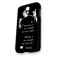bruce lee quotes Samsung Galaxy S4