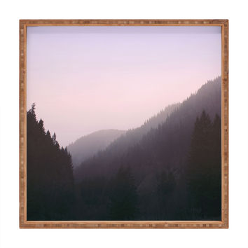 Leah Flores Wilderness x Pink Square Tray