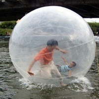 New Style Inflatable Water walking PVC Ball( very safe, with inside zipper)