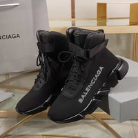 Balenciaga Speed Trainers Black Sneakers