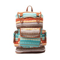Womens Aztec Backpack