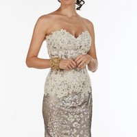 Sweetheart Gown by Serena London