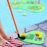 Floating Golf Pool Game