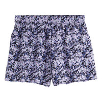 Patterned Shorts - from H&M