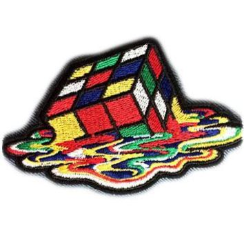 Melting Rubiks Patch