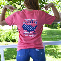 State Of Mind Southern Darlin' T- shirt