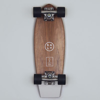 SALT SURF — Skateboard- Pigeon Grey