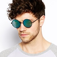 New Look Sunglasses with Round Frame