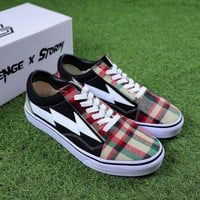Sale Innersect Revenge x Storm Canvas Shoes Casual Shoes Sneaker