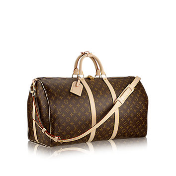 Products by Louis Vuitton: Keepall Bandoulière 55