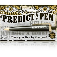Click-to-Pick Predict A Pen in Black