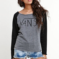 Vans Street Cred Pullover Fleece at PacSun.com