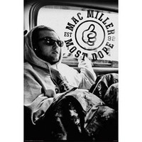 Mac Miller Domestic Poster