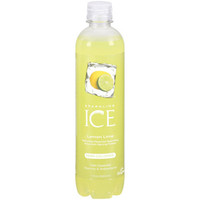 Sparkling Ice Lemon Lime 17 oz Bottles - Case of 12