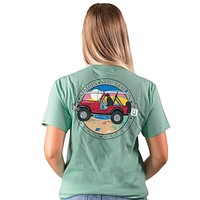 Dawn Patrol - Jeep - SS -  S20 - Adult T-Shirt