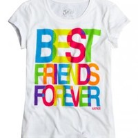 Best Friends Forever Graphic Tee   Girls Graphic Tees Clothes   Shop Justice