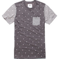 On The Byas Mini Shapes Crew Tee at PacSun.com