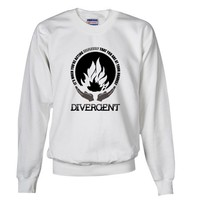 Divergent - At Your Bravest Sweatshirt