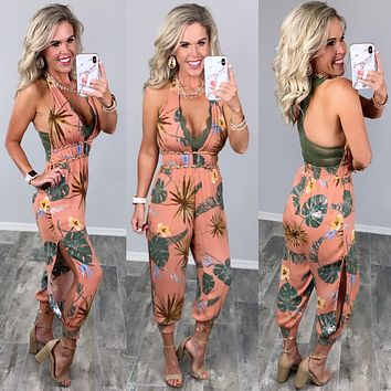In The Palms Jumpsuit