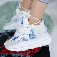 Versace Leisure sports shoes-1
