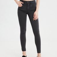 Super High-Waisted Jegging, Faded Black