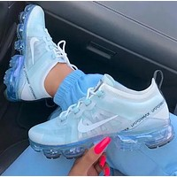 Bunchsun Nike Air Vapormax 2019 Fashion Women Men Casual Sport Running Shoes Sneakers
