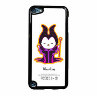 Hello Kitty Love Maleficent Disney iPod Touch 5th Generation Case